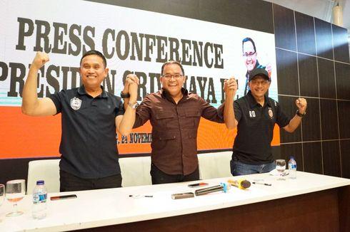 Kembali Latih Sriwijaya FC, RD Tak Ingin Sesumbar