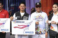 Sponsori Asian Para Games 2018, BRI Meriahkan Parade Momo