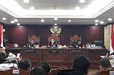 Hakim MK dalam Sidang: Mahkamah Konstitusi Bukan