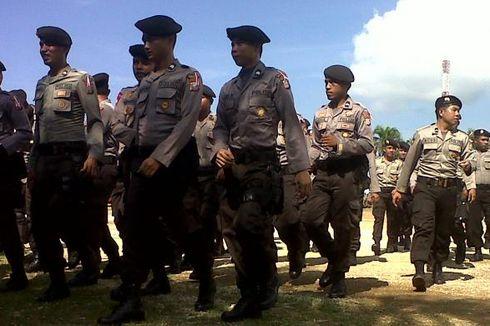 Pleno Kedua KPU Maluku Utara Juga Ricuh