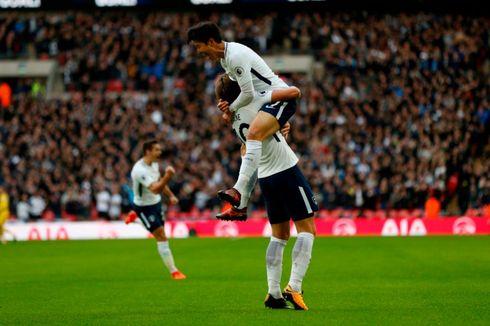 Hasil Liga Inggris, Dua Gol Kane Warnai Kekalahan Telak Liverpool