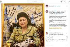 WNI Antre Melayat Ani Yudhoyono di KBRI Singapura