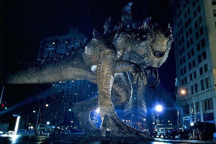 Film Godzilla (1998)