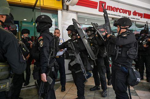 Penjaga Keamanan Sandera 30 Orang di Mal Filipina Setelah Kehilangan Pekerjaan