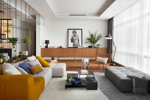 Desain Interior Rumah Kekinian, Kaya Detail dan Tekstur