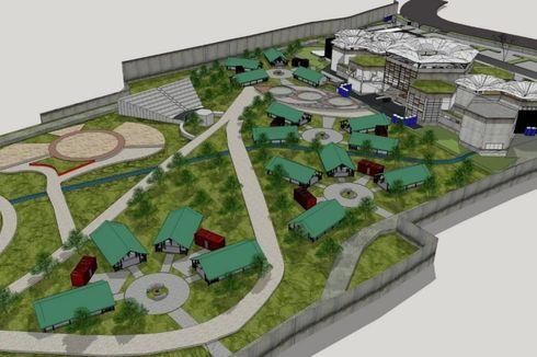 Tenda Darurat untuk Karantina Pasien Covid-19 di Tangsel Ditargetkan Rampung Pertengahan Februari