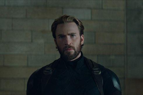 Bingung, Chris Evans Tolak Kembali Perankan Captain America?