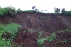 Longsor Susulan Ancam Tol Cipularang KM 118, Jasa Marga Akan Berlakukan Contra Flow