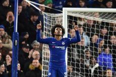 Willian Ingin Tetap bersama Chelsea meski Kontrak Berakhir pada 2020