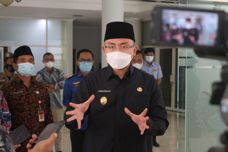 Wakil Gubernur Banten Andika Hazrumy