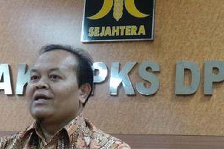 Ketua Fraksi Partai Keadilan Sejahtera (PKS) Hidayat Nur Wahid.