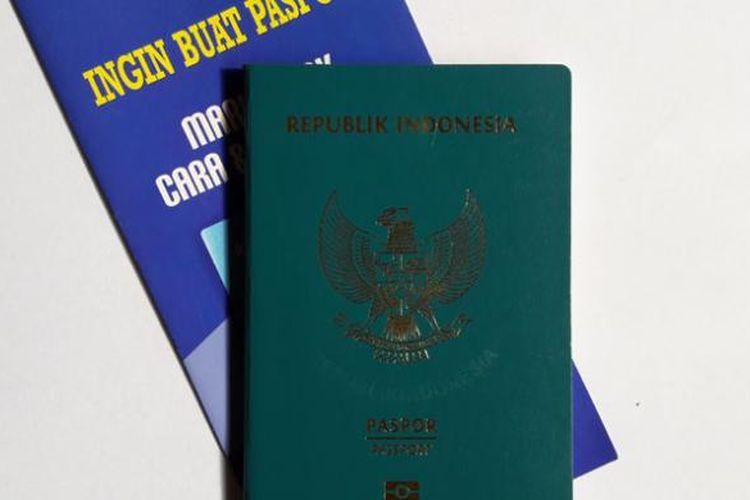 Tips membuat e-paspor