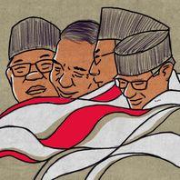Damai dan Rukun Indonesiaku