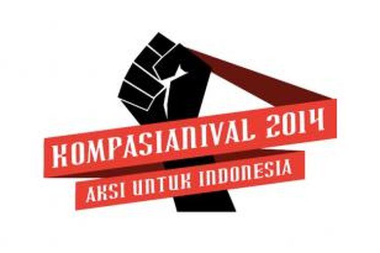 Logo Kompasianival 2014.