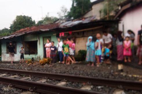 Ribuan Rumah Terkena Penggusuran Proyek Jalur Ganda Bogor-Sukabumi, Warga Pasrah