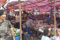 Lokbin Sepi Pembeli, PKL Pasar Minggu Bakal Kembali ke Jalan