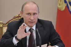 Presiden Rusia Minta Barat Hentikan Kirim Senjata untuk Oposisi Suriah