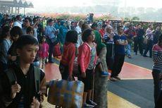 Ketika Sistem di Bandara Soekarno-Hatta Berubah Jadi