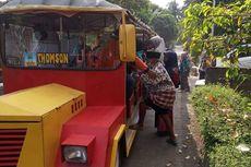 Di Magelang, Lansia yang Akan Divaksin Covid-19 Dijemput Mobil Odong-odong
