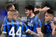 Inter Vs Torino, Drama 6 Gol Warnai Kemenangan Nerazzurri