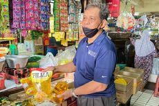 Harga Minyak Goreng di Pasar Slipi Jaya Melambung Tinggi Sejak Dua Bulan Lalu