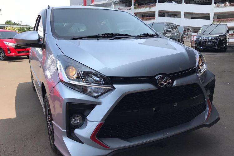 Daftar Harga Lengkap Toyota Agya Facelift Ada Satu Varian Baru