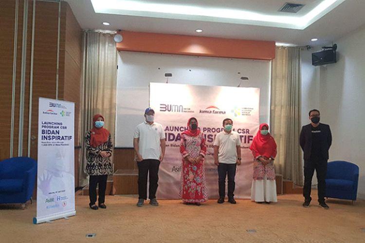 Program ini diharapkan dapat memberikan inspirasi kepada bidan lain di Indonesia.