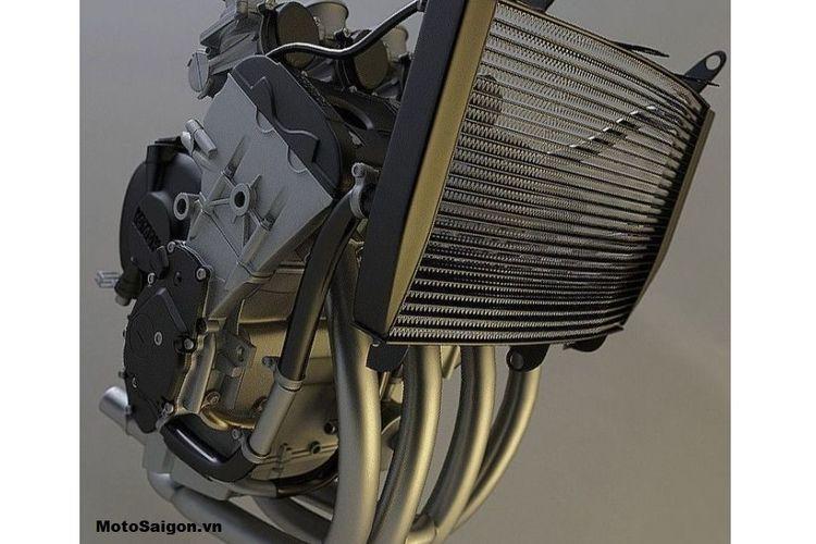 Yamaha YZF-R25M