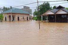 Sudah Turun ke Lapangan, Bareskrim Sebut Banjir Kalsel karena Cuaca