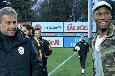 Drogba Masih Cinta Galatasaray