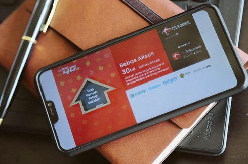 Telkomsel Gratiskan Kuota 30 GB untuk Bahaso, Cakap, Quipper, dan Zenius