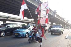 Cerita Watimin Jalan Kaki Keliling Indonesia dengan Sandal Jepit