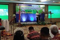2,16 Juta Hektar Irigasi di Indonesia Rusak
