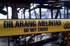 Kewalahan Atasi Kebakaran Pasar di Cianjur, Petugas Damkar Dilarikan ke Puskesmas