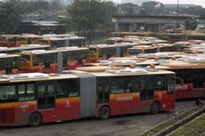 Jokowi Belum Tahu Harga Bus Baru dari China