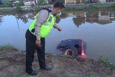 Detik-detik Pengantin Baru di Palembang Tewas Setelah Mobilnya Terjun ke Sungai