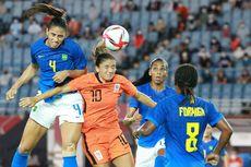 Hasil Sepak Bola Olimpiade Tokyo 2020: Belanda-Brasil Seri, AS Pecah Telur
