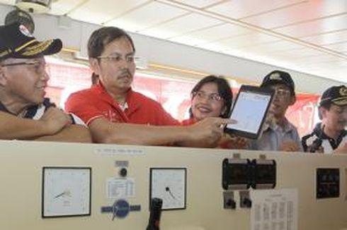 Penumpang Kapal PELNI Bisa Internetan dengan Telkomsel