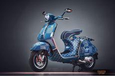 Vespa 946 Louis Vuitton Hanya Ada Satu di Dunia
