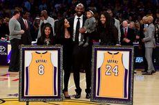 Hormati Kobe Bryant, Dallas Mavericks Pensiunkan Nomor 24