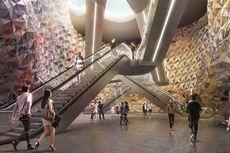 Warna-Warni Stasiun Metro Paris