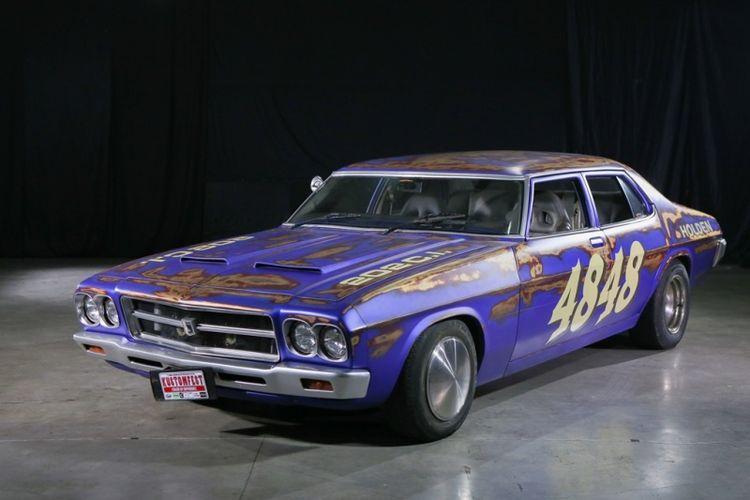 Holden Premier HQ bertema Vintage Nascar garapan Ayo Ke Garage