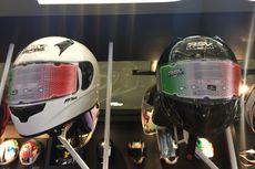 Tips Memilih Helm Full Face, Jangan Sampai Kekecilan