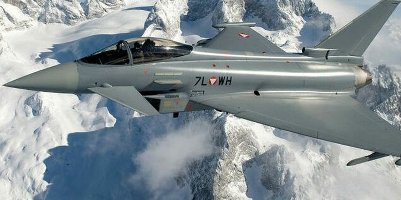 Eurofighter Typhoon AU Austria
