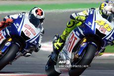 Penyesalan Lorenzo dan Kecerdikan Rossi pada MotoGP Catalunya 2009