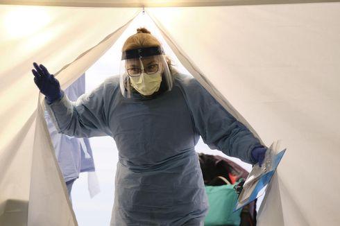 Perang Lawan Corona, AS Siapkan Stasiun Medis dengan Total 4.000 Tempat Tidur