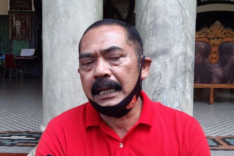Ketua DPC PDI-P Solo yang juga menjabat Wali Kota Solo, FX Hadi Rudyatmo.