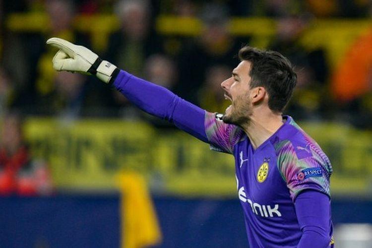 Kiper Borussia Dortmund, Roman Buerki.