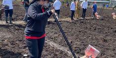 Puan Harap Semua Pihak Gotong Royong Hasilkan Solusi Atasi Masalah Pertanian