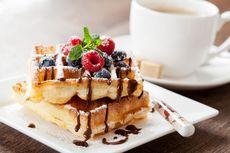 Bentuk Mirip tapi Tekstur Tak Sama, Apa Bedanya Waffle Belgia dengan Waffle Amerika?